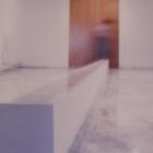 INTERVALOS, 1991. infografía B/N sobre 500 kg de papel folio blanco. dimensiones variables. Museo de Gava