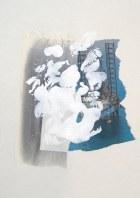 PENITENCIA (La calunia de Apeles), 2016 collage sobre papel 30x42cm