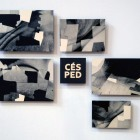 """cesped """"EL JARDÍN DE MI VIDA"""" (DETALLE) Impresión digital sobre papel iris. La Casa del Libro _ BARCELONA 2018"""