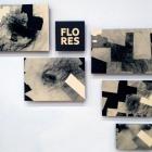 """flores """"EL JARDÍN DE MI VIDA"""" (DETALLE) Impresión digital sobre papel iris. La Casa del Libro _ BARCELONA 2018"""