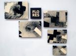 """""""EL JARDÍN DE MI VIDA"""" (DETALLE) Impresión digital sobre papel iris. La Casa del Libro _ BARCELONA 2018"""
