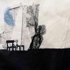 ETAPAS DE LA VIDA, 2019 mixta sobre papel 29,7x42cm
