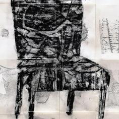 ST, 2019 mixta sobre papel 60x81cm