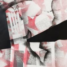 ST, 2020. mixta sobre papel fabriano 300gr. 90x65cm
